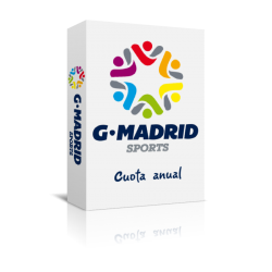 Cuota Anual GMadrid Sports