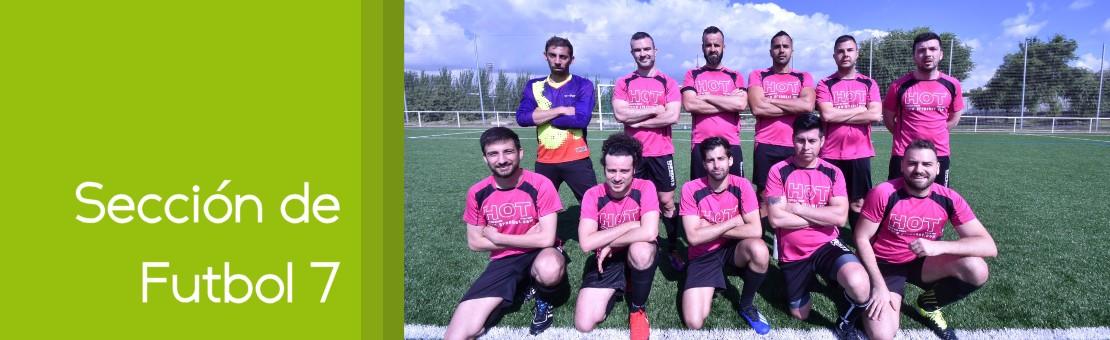 Sección de Fútbol 7